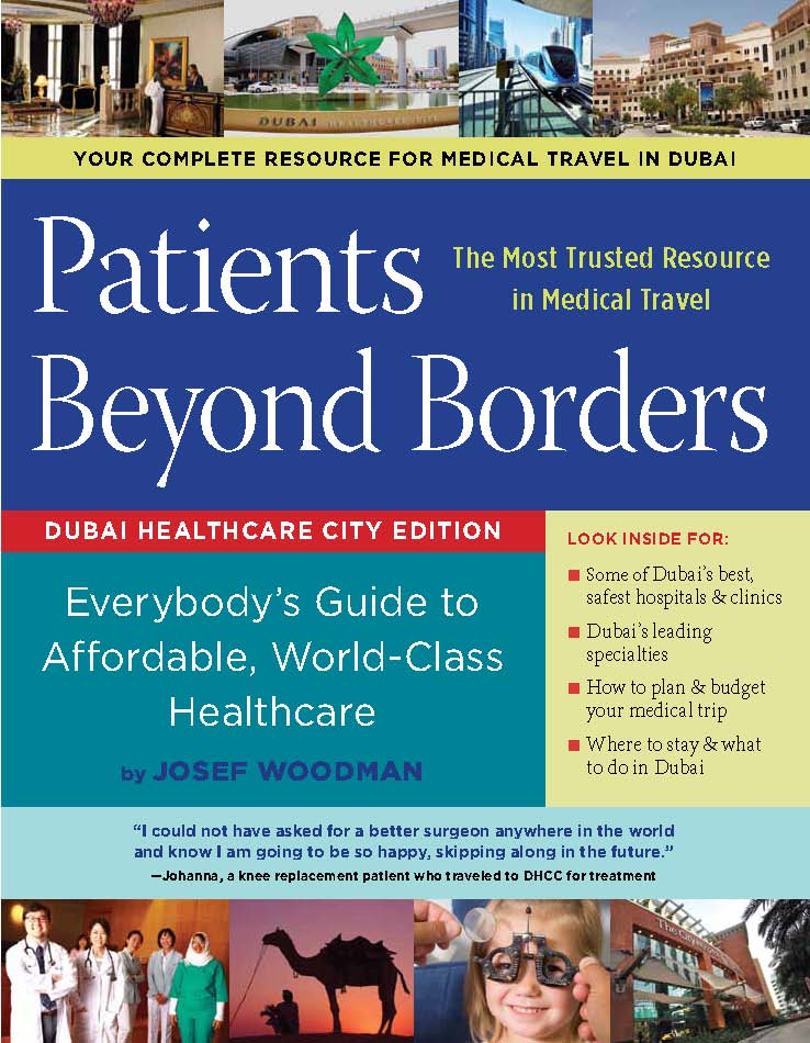 """German Neuroscience Center Dubai featured clinic in the """"world's most trusted book for international medical and health travel"""""""