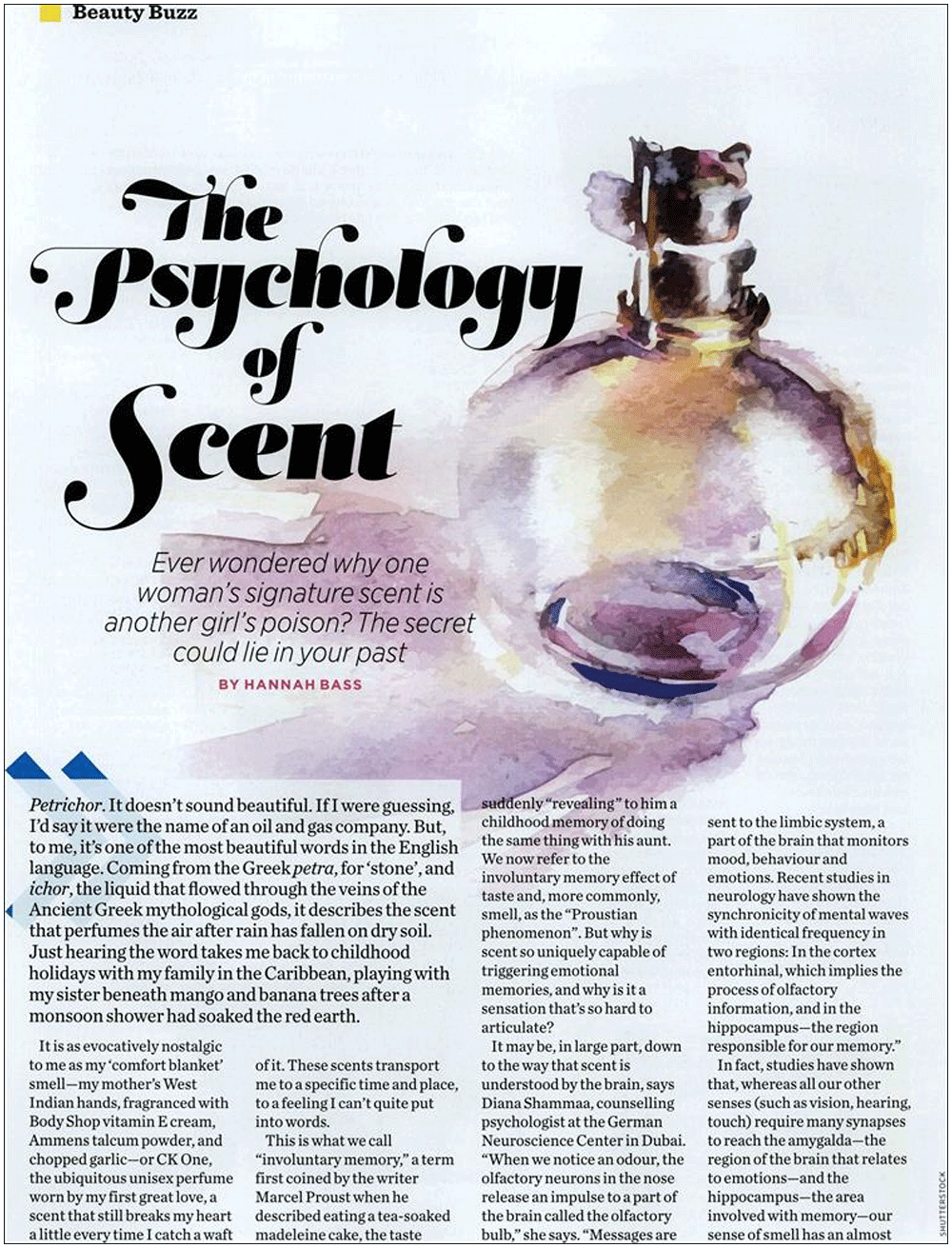 psychology-of-smell