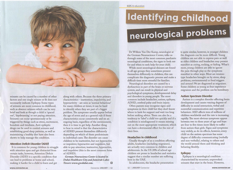 child neurology connector dubai