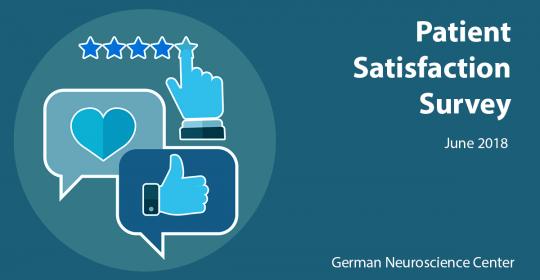 Patient Satisfaction Survey – Jun 18