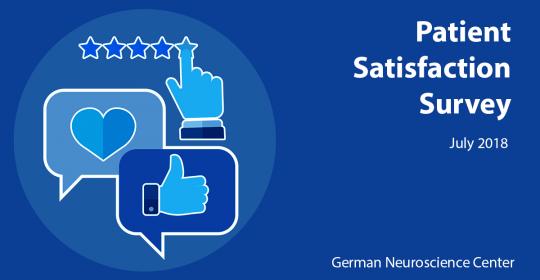 Patient Satisfaction Survey – Jul 18