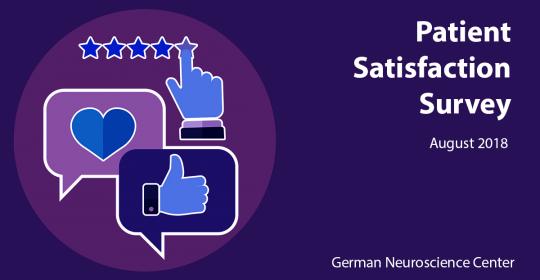Patient Satisfaction Survey – Aug 18