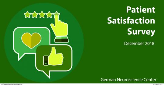 Patient Satisfaction Survey – Dec 18