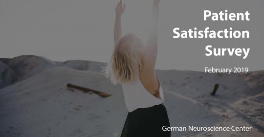 Patient Satisfaction Survey – Feb 19