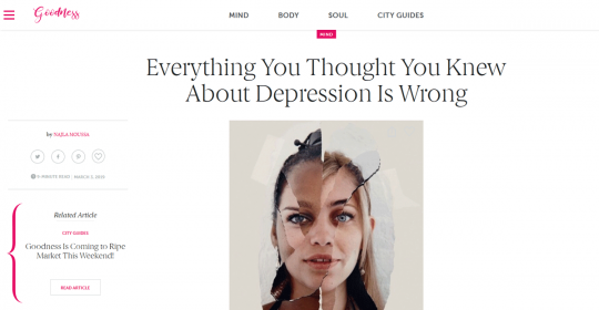 5 Myths About Depression Debunked – Dubai Psychologist Dr. Harry Horgan feat. In Goodness Magazine