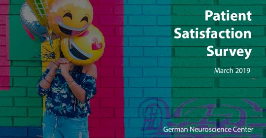 Patient Satisfaction Survey – March 19